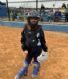 Millie of 10U Edina Realty|Stacy Cranbrook is ready to set up behind the dish